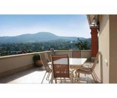 Pasarét heart of 3-4 dwelling, built in 2004, luxury villas for sale.